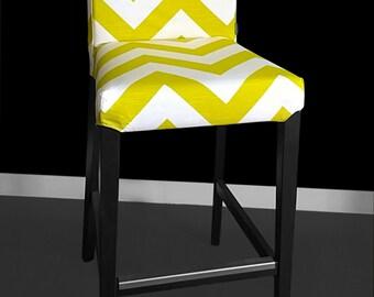 Big Chevron IKEA HENRIKSDAL Chair Cover