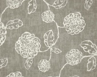 Beige Floral Magnolia Flowers Custom Ikea Seat Covers