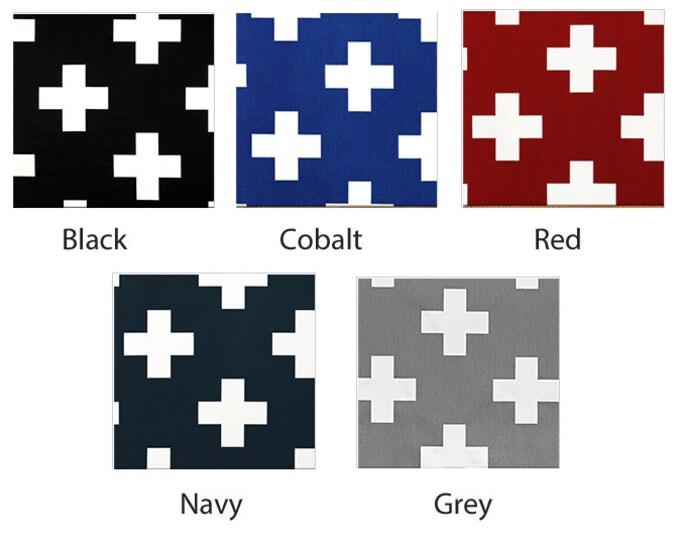 Custom Ikea Swiss Cross Chair Covers