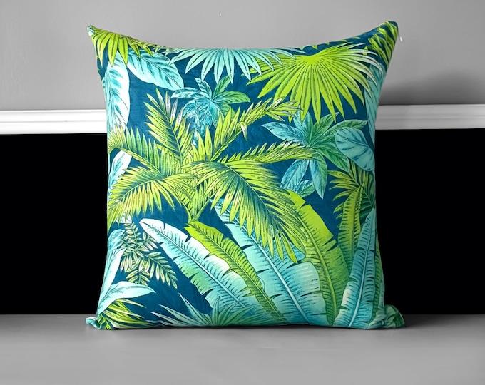 Pillow Cover - Bahamian Breeze Peninsula