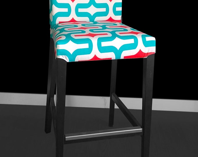 IKEA HENRIKSDAL Bar Stool Chair Cover