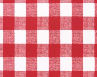 Red Lumberjack, Buffalo Check, Farmhouse, Gingham Print Custom Ikea Seat Covers