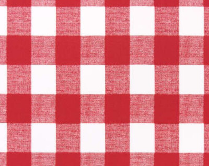 Red Lumberjack, Buffalo Check, Farmhouse, Gingham Print Custom Ikea Seat Covers