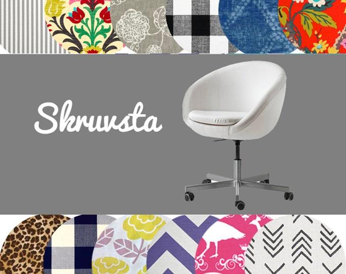 IKEA SKRUVSTA Slip Cover, Custom Ikea Decor