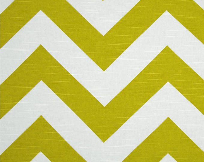 Custom Wide Chevron Zig Zag Ikea Chair Covers