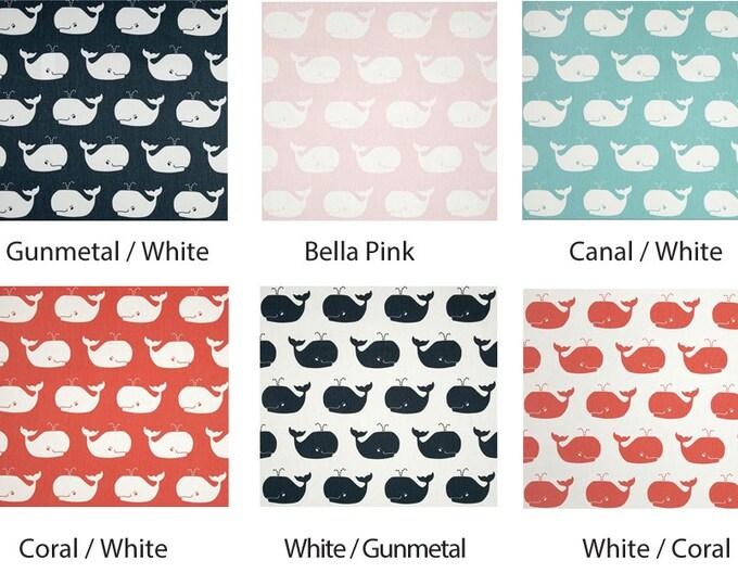 Custom Color Whale Ikea Chair Nursery Covers