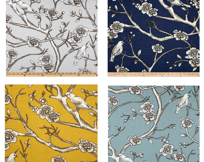 Custom Flower Blossom Ikea Chair Covers