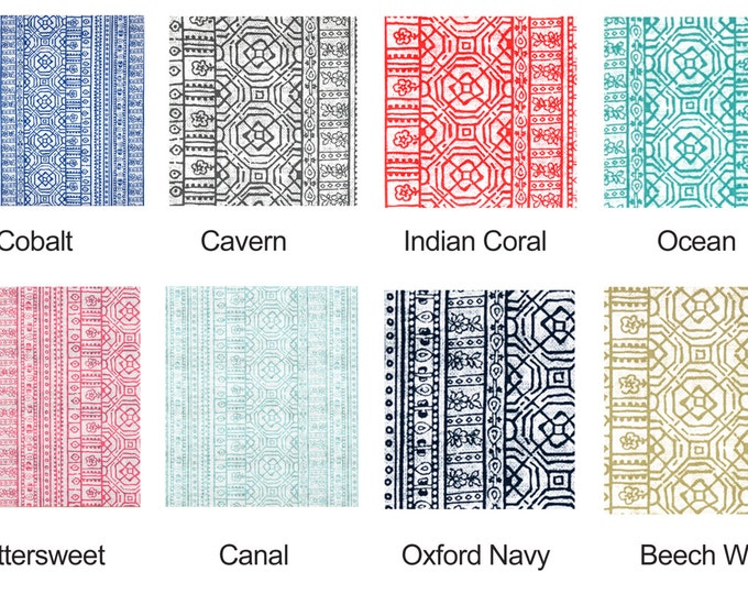 Patterned Mexican Style Ikea Furniture Covers