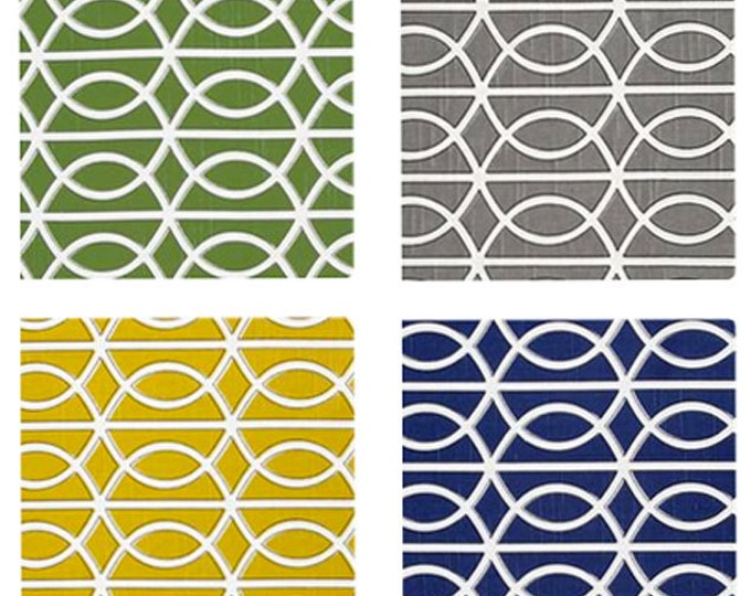 Ikea Circles Pattern Chair Covers