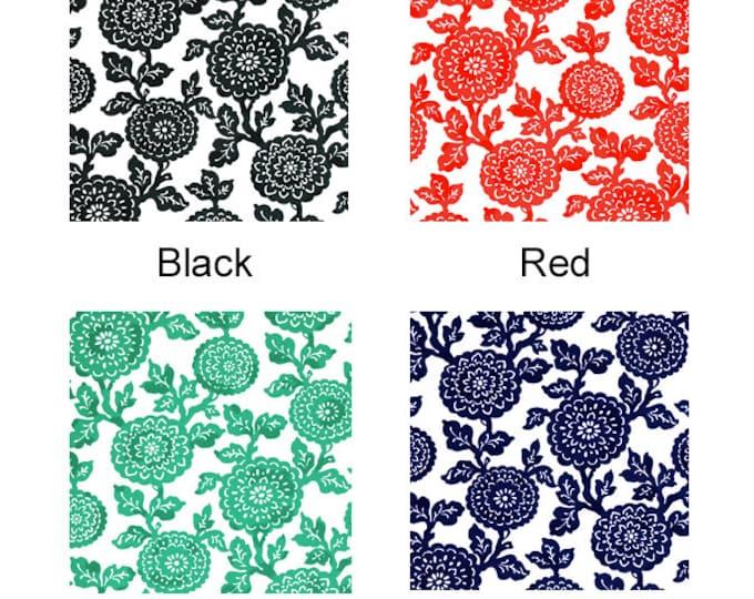 Outdoor Custom Floral Print