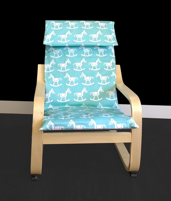 Peachy Rocking Horse Kids Ikea Poang Chair Cover Ikea Poang Nursery Room Cover Gmtry Best Dining Table And Chair Ideas Images Gmtryco