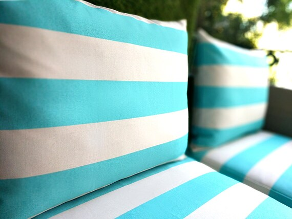 Cabane Beige Turquoise Stripe Ikea Kungso Hallo Glissement