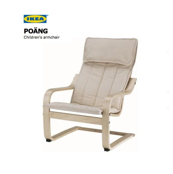 Rose Corail Zig Zag Kids Housse De Chaise Ikea Poang Chevron Rouge Ikea Poang Housse Pour Enfants