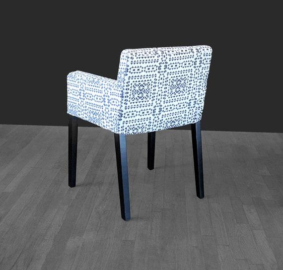 Tremendous Ikea Nils Chair Slip Cover Santiago Tribal Pattern Pdpeps Interior Chair Design Pdpepsorg