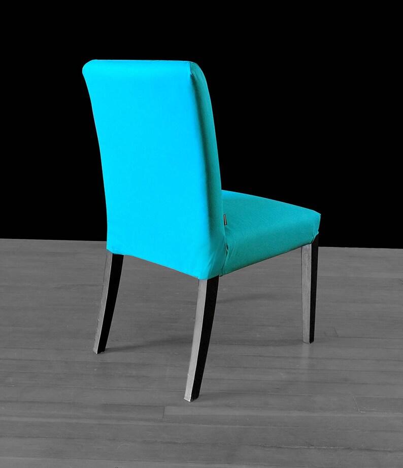 Stuhl Turkis Esszimmer Henriksdal Solide Ikea Blau