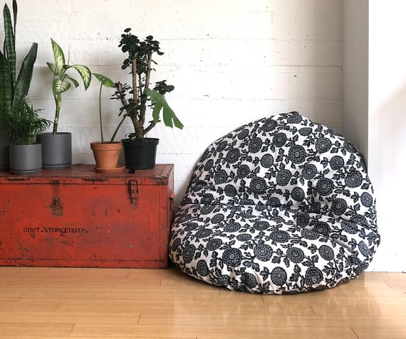 Brilliant Ikea Pouf Cover Dihult Slipcover Ikea Floor Pillow Covers Ikea Beanbag Covers Dog Bed Replacement Cover Uwap Interior Chair Design Uwaporg