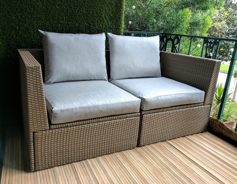 Sunbrella Ikea Arholma Outdoor Furniture Covers Fits Ikea Etsy
