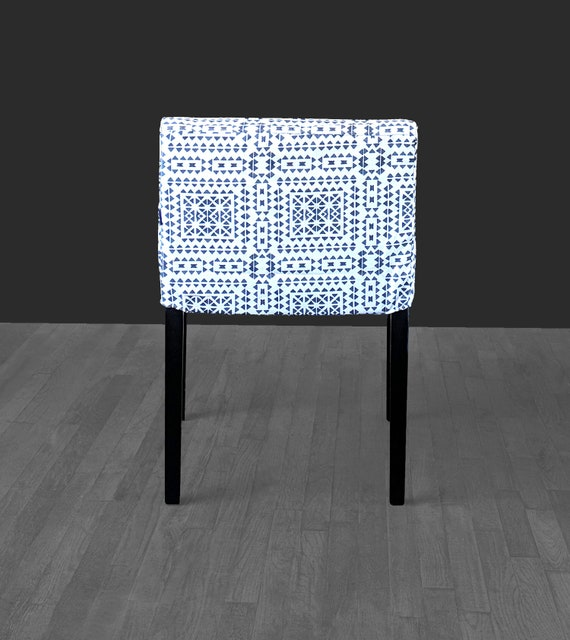 Admirable Ikea Nils Chair Slip Cover Santiago Tribal Pattern Pdpeps Interior Chair Design Pdpepsorg