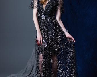 Stardust Night Dress 50% Off Sample Sale