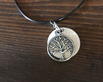 Wooden Essential Oil Diffusing Necklace
