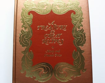 Vintage A Treasury of Great Recipes By Mary and Vincent Price Cookbook 1965