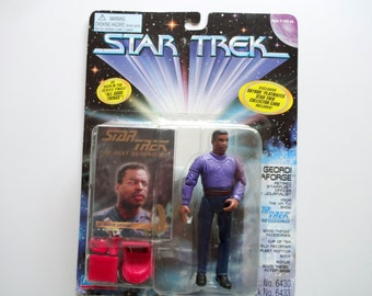 Geordi la forge promotional giveaways