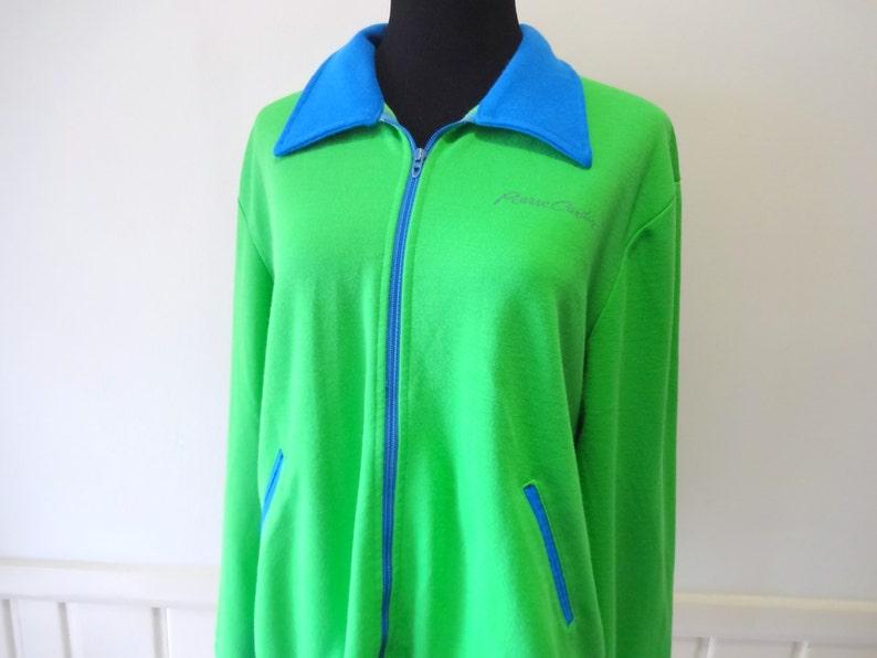 0e8fdbf45ec5b Vintage Pierre Cardin veste de jogging avec fermeture éclair | Etsy
