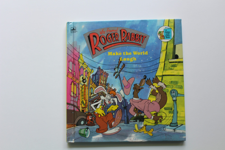 Encantador Que Enmarca El Conejo Roger 1988 Inspiración - Ideas ...