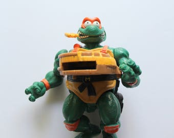 Vintage Teenage Mutant Ninja Turtles Action Figure 1993