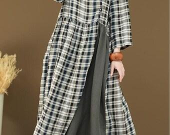 f4e3058ea964 Women Loose fitting Long dress