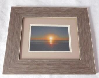 Sunrise Over Ogunquit Beach