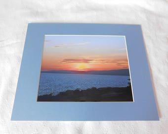 Maine - Sunset