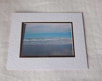 Waves on Ogunquit Beach