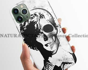 Criminal Minds Case Spencer Reid Marble Effect Case iPhone 12 Pro Max Mini 11 Pro X Xs Max Xr iPhone 8 7 6 (plus) iPhone SE iPhone 4 4s 5 5s
