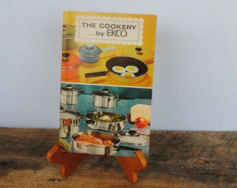 Vintage The Cookery by Ecko 1969