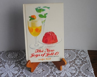 1979 The New Joys of Jello Recipe Book