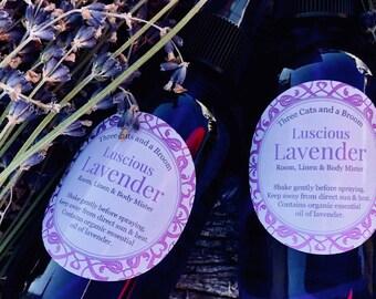 Luscious Lavender Room & Linen Mister