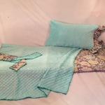Kindermat or Nap Mat Cover - Little Girls