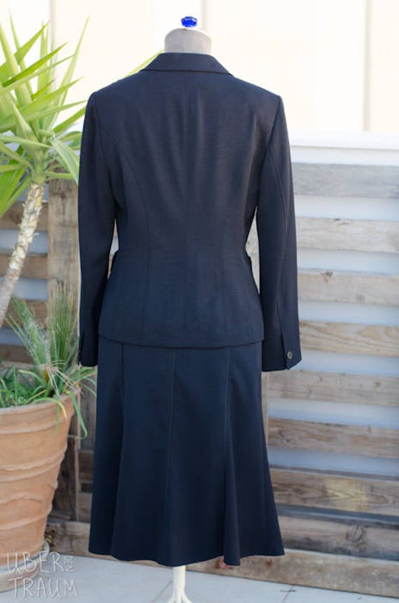 Betty Barclay Suit - Black Suit - Jacket, Skirt, … - image 2
