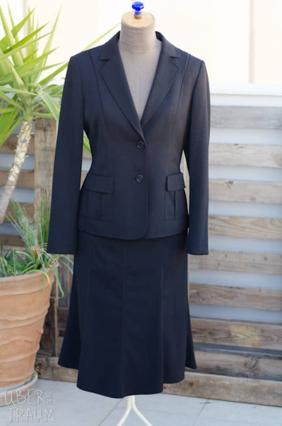 Betty Barclay Suit - Black Suit - Jacket, Skirt, … - image 1
