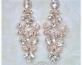 Bridal Chandelier Earrings b91b76a5868c