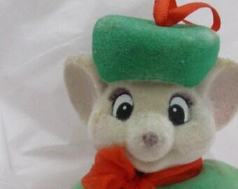 A Disney mouse, but still not Mickey
