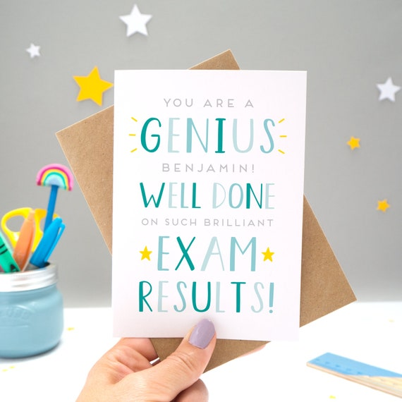 Personalised GCSE Results Results Congratulations