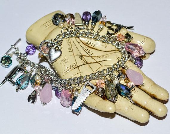 Tool Charm Bracelet