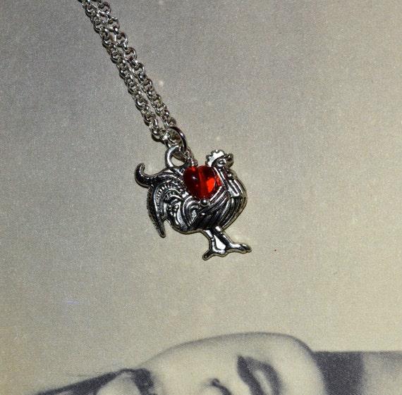 Cockerel Necklace
