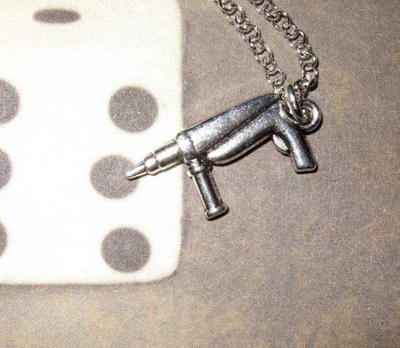 Drill Necklace