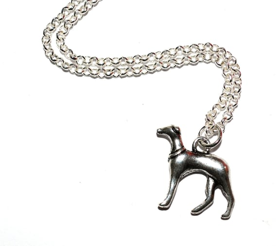 Greyhound Necklace