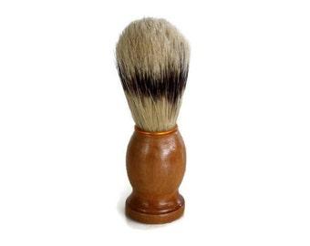 Shaving Brush Boar Bristles Shave Brush, Gift for Men