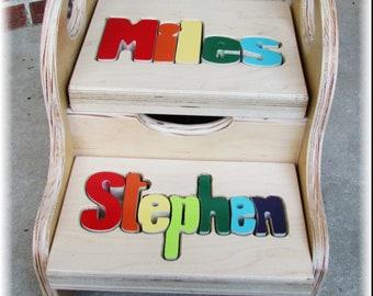 "2 Step, 2 Names Premium Stools  ""FREE"" Shipping"
