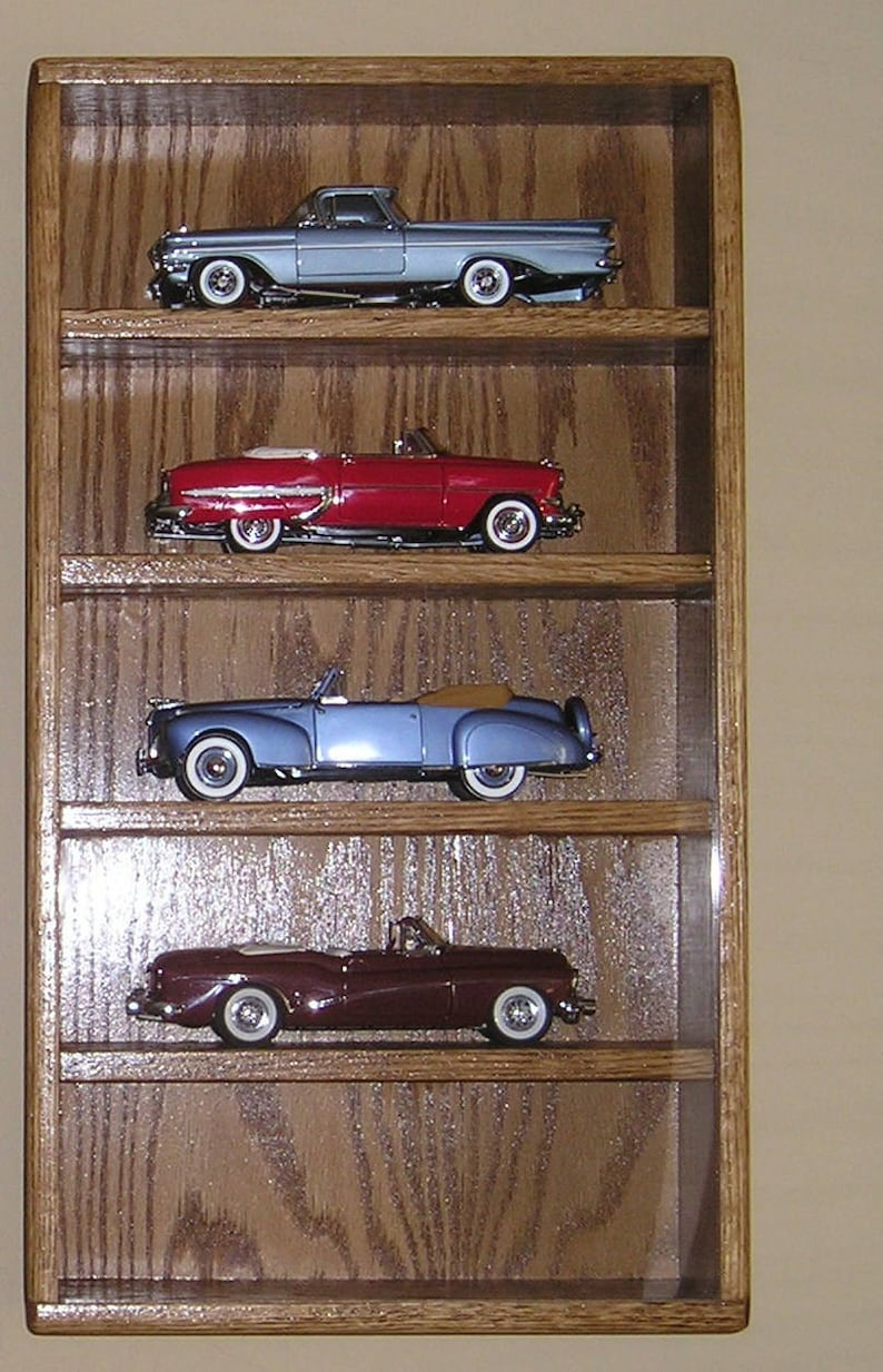 5 car tower for 1/24 & 1/18 Scale Die-Cast Vehicles image 0